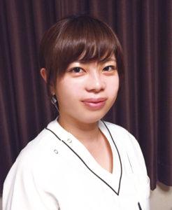 鍼灸師天田ゆき菜先生