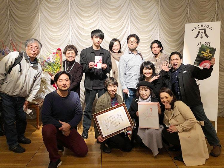 8月2日の約束~75年目の真実、審査員特別賞受賞